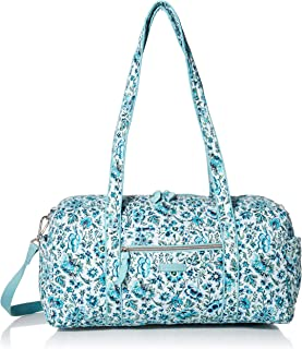 Women's Signature Cotton Small Travel Duffel Bag
