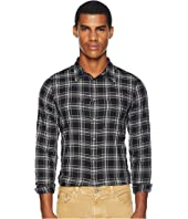 Paul Smith - Long Sleeve Tailored Fit Shirt Plaid