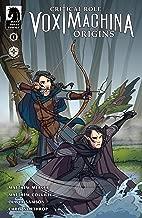 critical role comic issue 1