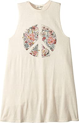 Billabong Kids - Peace Out Dress (Little Kids/Big Kids)