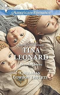 Callahan Cowboy Triplets (Callahan Cowboys Book 12)