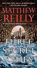 The Three Secret Cities (5) (Jack West, Jr.)
