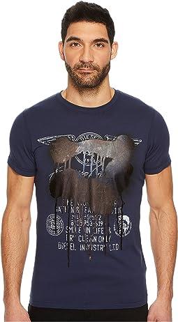 Diesel - T-Diego-RD T-Shirt