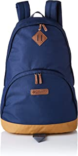 Columbia Classic Outdoor 20L Daypack Lightweight Backpack Navy Blue Gold
