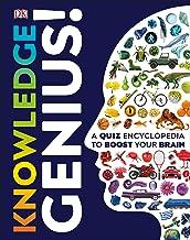 Knowledge Genius!: A Quiz Encyclopedia to Boost Your Brain (Dk)