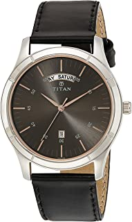 Titan NeoLeather Strap Analog Watch for Men
