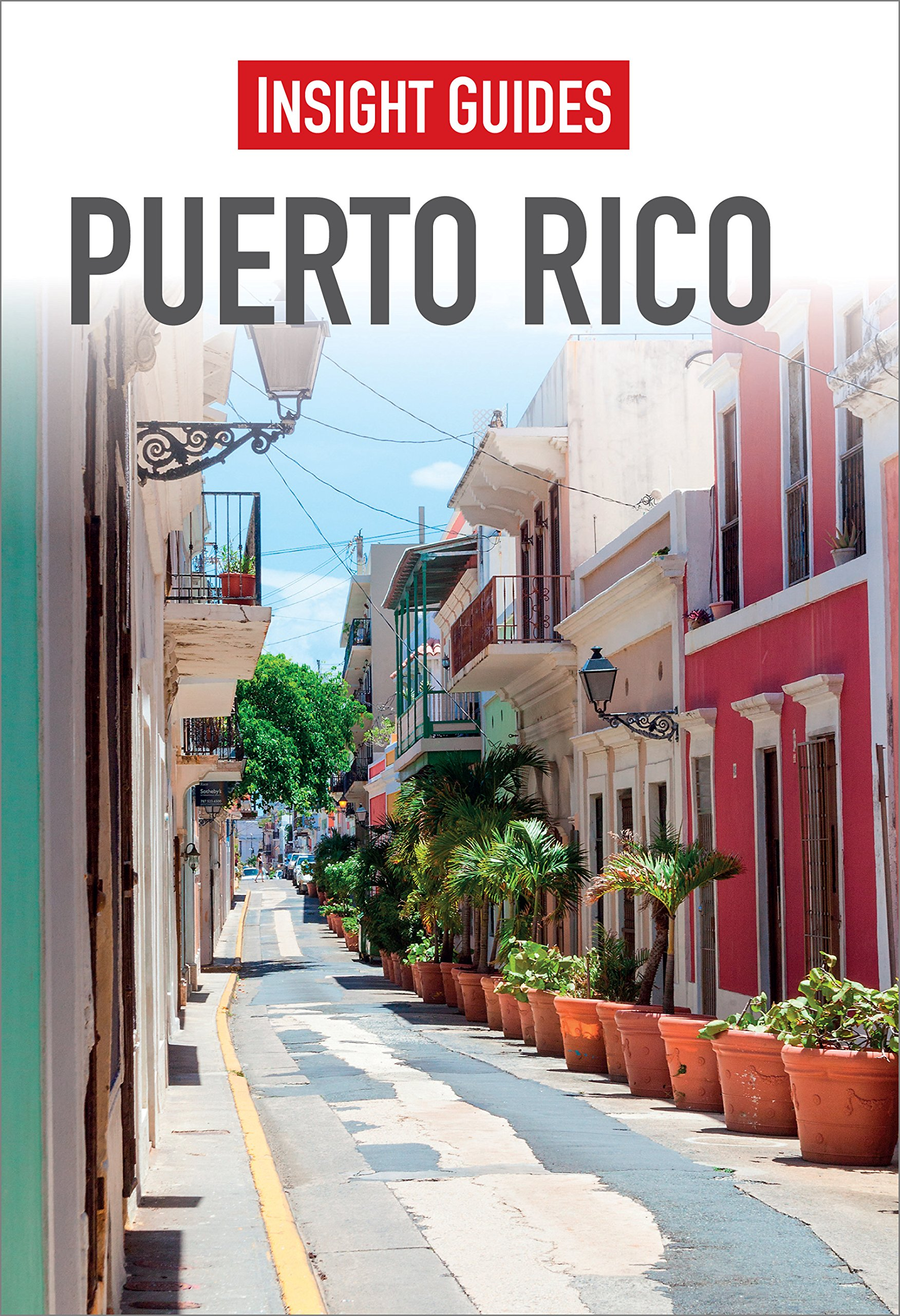 Insight Guides Puerto Rico (Travel Guide With Free EBook) (Insight Guides (14))