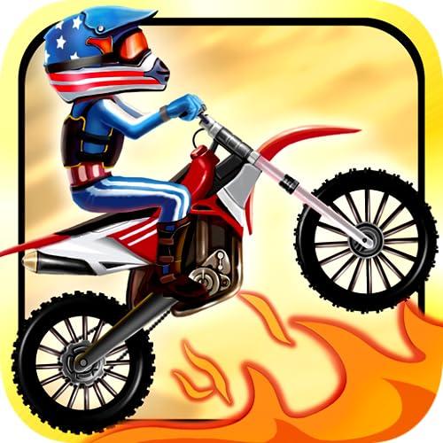 Top Bike -- best stunt bike bmx dirt track racing game