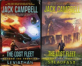 Jack Campbell Collection The Lost Fleet Series 5 Books Set (The Lost Fleet: Beyond the Frontier--Invincible, The Lost Fleet: Beyond the Frontier: Dreadnaught...