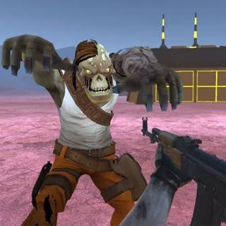 Zombie Killing US 3D : Fps Survival game against undead souls