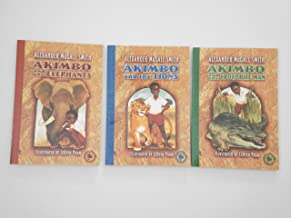 Akimbo Set of 3 - Crocodile Man, Lions and Elephants