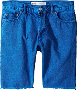 Levi's® Kids - 511 Slim Fit Overdyed Color Denim Shorts (Big Kids)