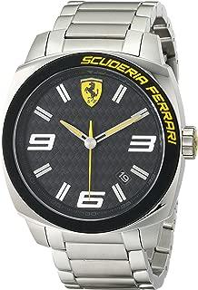 Men's 0830168 Aero Evo Analog Display Quartz Silver Watch