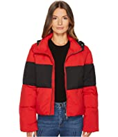 Sonia Rykiel - Nylon Down Puffer Coat