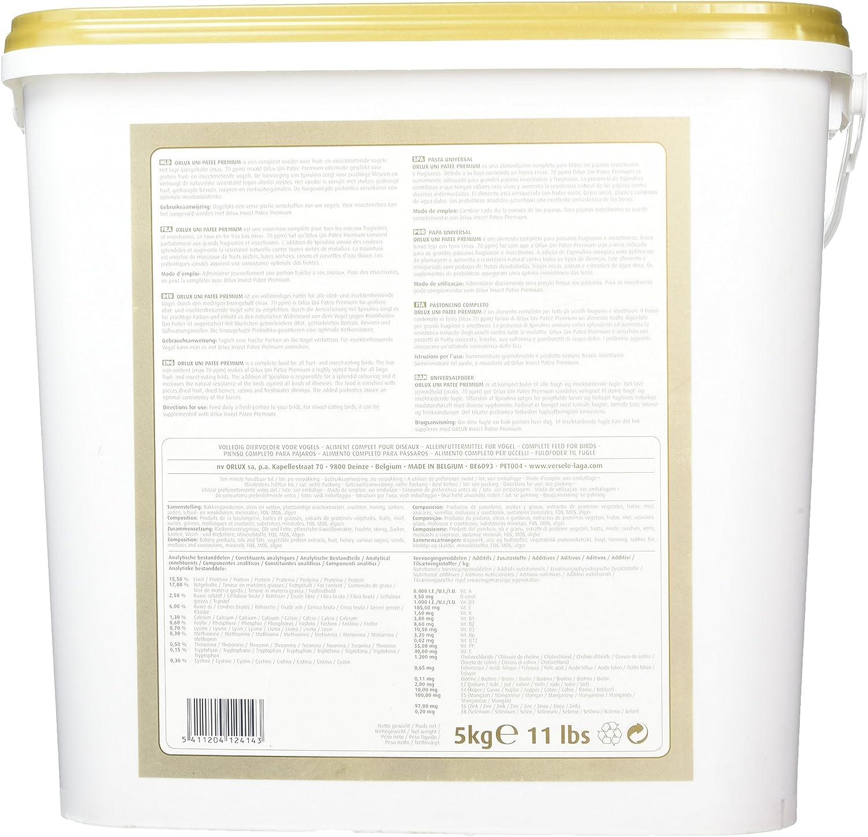 Versele Laga Nobby Orlux Uni Patee Premium: Amazon.es ...
