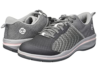 Timberland PRO Healthcare Sport Soft Toe (Grey) Women
