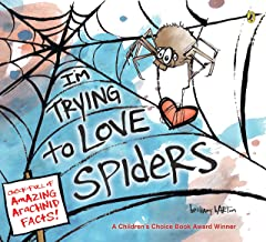 Best i am trying to love spiders Reviews