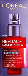 Best l oreal paris revitalift laser x3 serum 30ml Reviews
