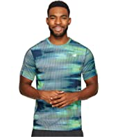New Balance - Accelerate Short Sleeve Graphic Top