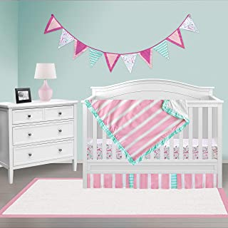 Best pink poodle crib bedding Reviews