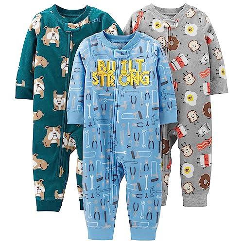 ed4eeeff2 Footless Pajamas Toddler  Amazon.com