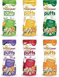 Best organic puffs for babies