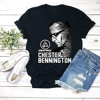Vintage Linkin-Park Chester-Bennington RIP Gift for Fan Unisex T-shirtT Shirt Gift For Men Women Funny Tee