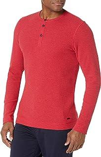 Men's Waffle Long Sleeve Shirt