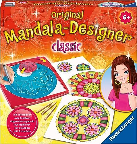 Ravensburger 29990 - classic - Mandala-Designer 2-in-1