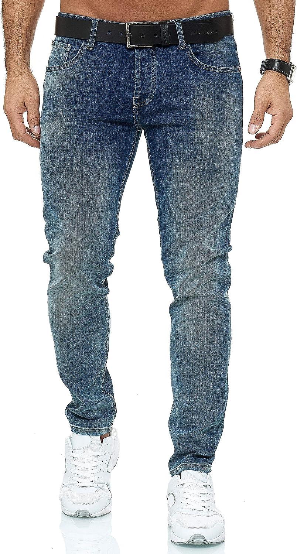 Redbridge Vaqueros para Hombre Jeans Denim Pantalón Amplia Gama de Tamaños