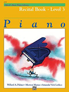 Alfred'S Basic Piano Library Recital 3