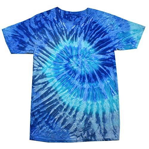 8e99bedd87c2bb Colortone Tie Dye Vintage Pigment Collection Youth   Adult T-Shirt