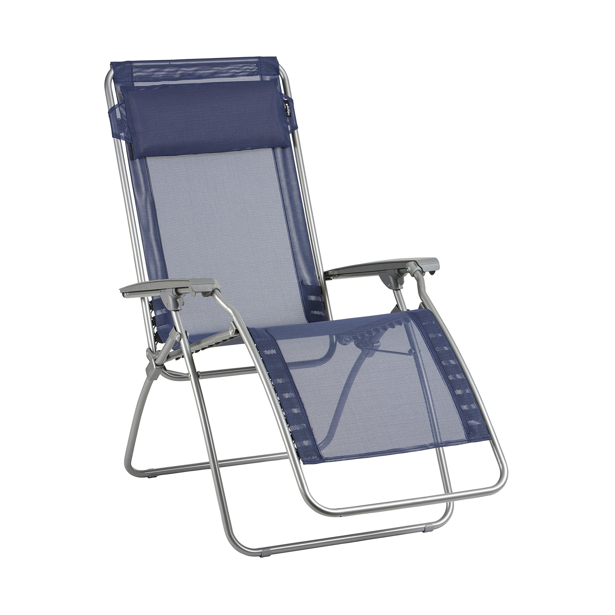 Lafuma LFM4007 R Clip Reclining Chair Ocean