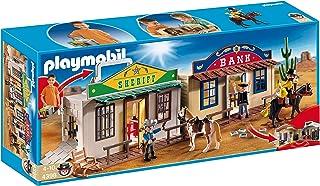 Playmobil - Maletín del Oeste (4398)