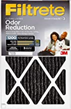 Filtrete 16x25x1, AC Furnace Air Filter, MPR 1200, Allergen Defense Odor Reduction, 4-Pack