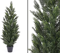 Konifere Natura 90cm grün LA Kunstpflanzen künstliche Pflanzen Thuja Zeder