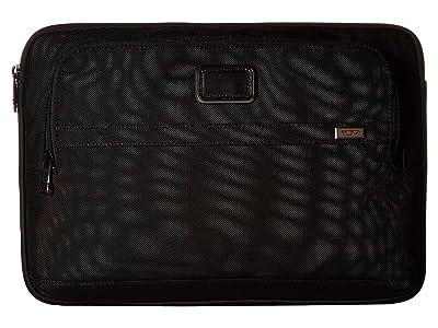 Tumi Alpha 3 Large Laptop Cover (Black) Luggage