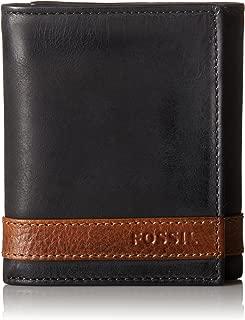 Men's Quinn Leather Trifold Wallet