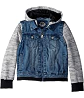 Cotton Denim Jacket (Little Kids/Big Kids)