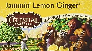 Jammin Lemon Ginger 20 Bags (Case of 6)