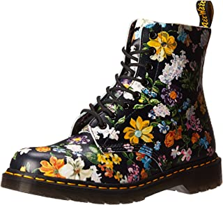 Dr. Martens Women's Darcy Floral Pascal DF Ankle Boot