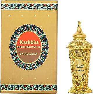 Swiss Arabian Kashkha CPO Oriental Attar For Men, 20 ml