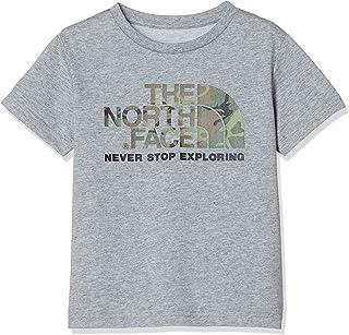 [ザノースフェイス] Tシャツ ショートスリーブカモロゴティー キッズ