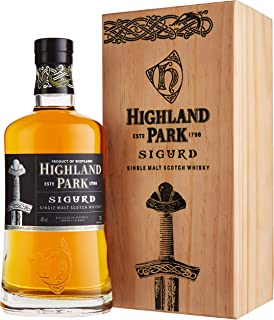 Highland Park Sigurd Warriors Edition in Holzkiste Whisky 1 x 0.7 l