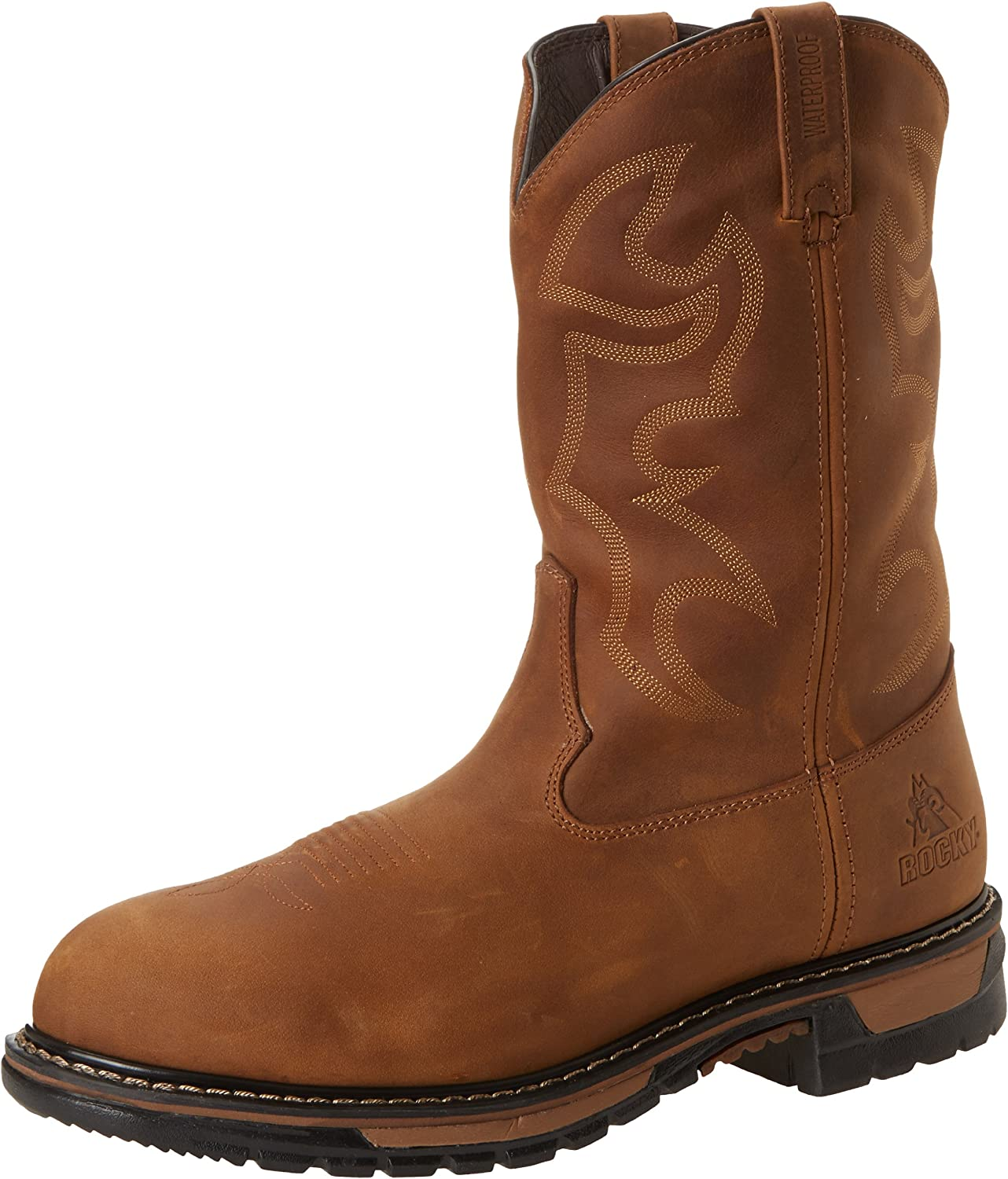 SEAL limited product Rocky Men's Fq0002733 Reservation Boot Western