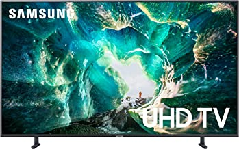 "Samsung UN75RU8000 / UN75RU800D 75"" (3840 x 2160) 4K Ultra High Definition Smart TV (2019) - (Renewed)"