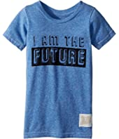 I Am The Future Short Sleeve Tri-Blend Tee (Toddler)
