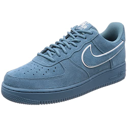 size 40 e5d83 d872c Nike Men s Air Force 1  07 Lv8 Basketball Shoe