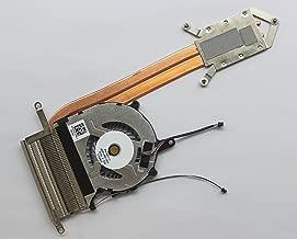 CHNASAWE Laptop CPU Cooling Fan with Heatsink for Sony VAIO Pro 13 SVP13 SVP13A SVP132 SVP1321 SVP132A