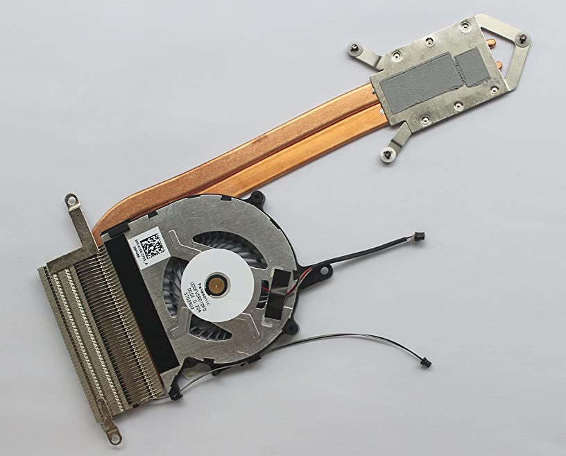 CHNASAWE Laptop CPU Cooling Fan with Heatsink for Sony VAIO Pro 13 SVP13 SVP13A SVP132 SVP1321 SVP132A